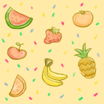 A wallpaper tile! :) by xragdollqueen