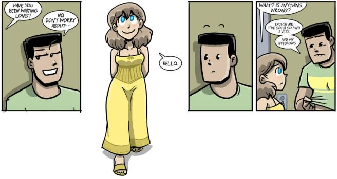 Dumbing of Age: Dress by itswalky