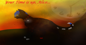 Your Time is up, Alice by ForgottenTomorrow