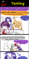 Aww Dude...Ep 24 [Texting] by AmukaUroy