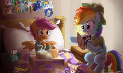 And Then Daring Do... by johnjoseco