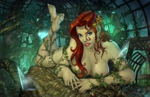 Poison Ivy by cehnot