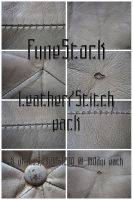 Fune-stock_Leather-stitch-pack by Fune-Stock