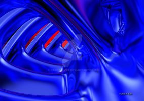 Inside the twisted torus by fractalyst