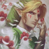 TLOZ: Year of the Rooster by EternaLegend