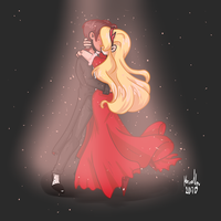 Starco Redmoon by Karin-Uz