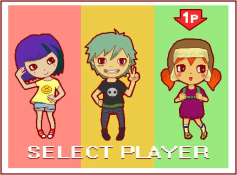 select player by Ugly-Vega