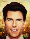 Tom Cruise by Klowreed