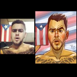 Puerto Rican Pride! by anthonymata415