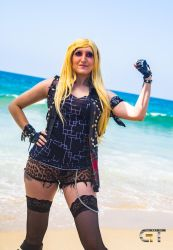 vamplettes as Misa Amene by shipain