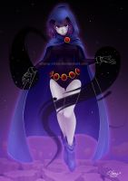 Raven by Elfany-Chan