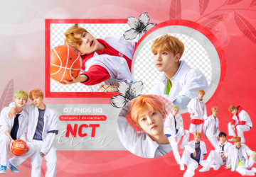 PNG PACK: NCT DREAM #1 (WE GO UP) by Hallyumi