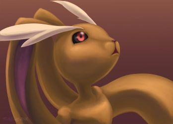 What May Lie Ahead Lopunny? by ForthSanity