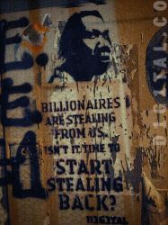 Billionaires Are STEALING by d1g1talco