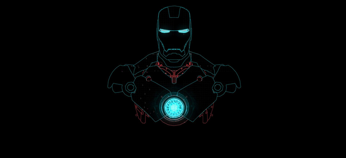 Ironman + S.H.I.L.D. OS Desktop wallpaper by yash1331