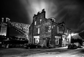Albert Hotel, North Queensferry by BusterBrownBB