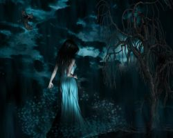 The NightMare Witch.... by TwinAngels2007