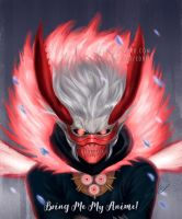 Hell Joe from Tower of God by luffie