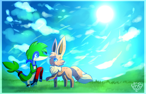 (Comm) For You by StarlightNexus-Chan
