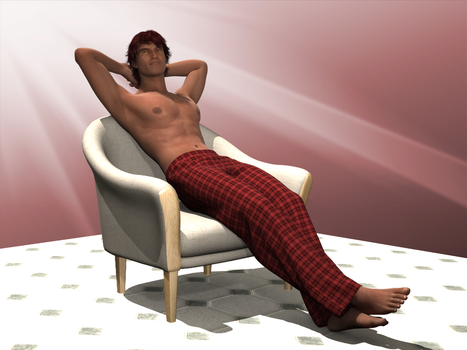 Time to relax by DaWaterRat