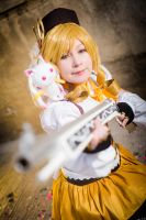 Tomoe Mami - Shooting by cloeth