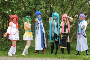 Vocaloid Group 04 by KyuProduction