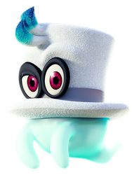 Cappy! by SmashingRenders