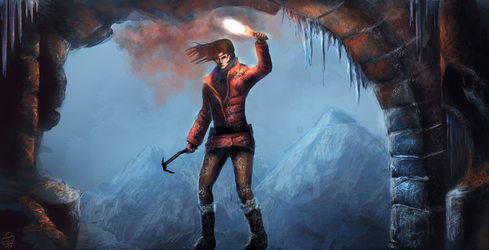 Rise Of The Tomb Raider by leseraphin