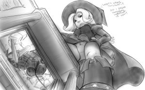 Trixie tramples tiny Twilight's top ten things by AlloyRabbit