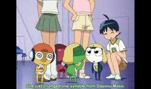Tamama x Keroro 110 by tackytuesday