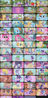 My Little Pony Episode 3 Tele-Snaps by MDKartoons