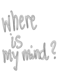 where is my mind? by darknyess