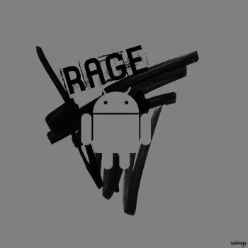 Raging Android by sekop
