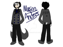 Mason Anders by Hiitsuji