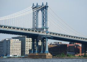 Manhattan Bridge No. 91 by smilks76