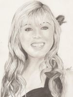 Jennette Mccurdy by nacholsg