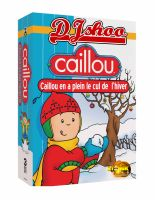 Caillou by DJ-SHOO