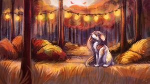 wind in the willows by Storiel