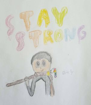 Stay Strong by Speeder157