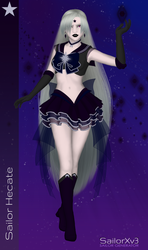Sailor Hecate by Iggwilv
