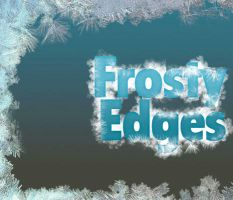 Frosty Edges Brush by kwant