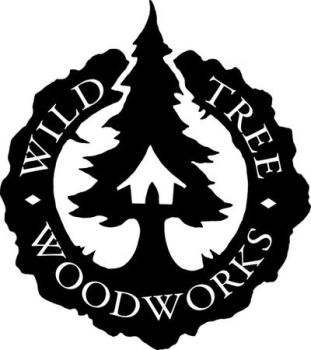 Wild Tree Woodworks logo design by digitaldecay