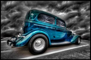 32 Ford by MidagePhotographer