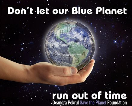 Save The Earth ad. by moonlitdreamsx