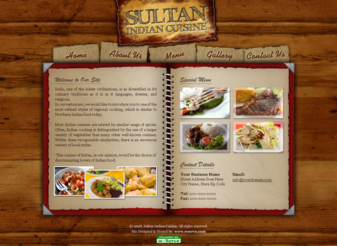 Sultan Indian Cuisine by nepdud