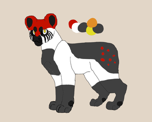 Scepteros Ref by TheRealBramblefire