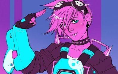 Punk Tracer by NikaInfinity