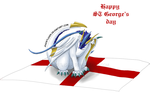 Belated St George's Day by GhostLiger