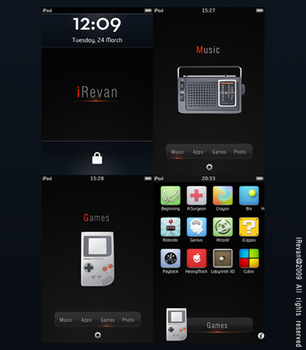 iRevan -iPod Touch- by Revan1118
