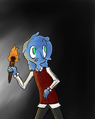 Just Don't Starve... by AfryChi
